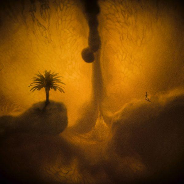 El paseante de la caverna de Platón
